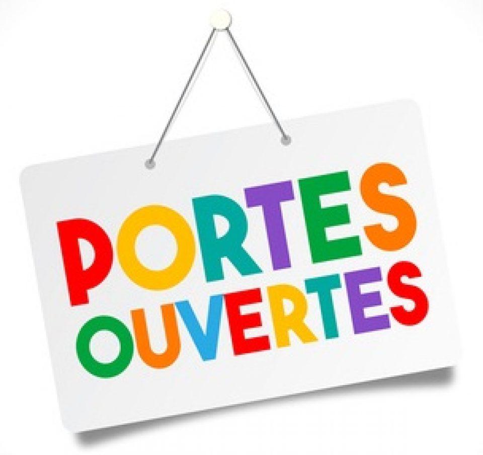 Portes ouvertes 2018 samedi 17 mars 9h00 12h00 for Porte ouverte